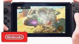 Nintendo Switch - Capture