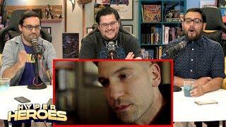Marvel's The Punisher | Official Trailer 2 Reaction