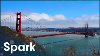 How Did They Build That?: Suspension Bridges (Full Engineering Documentary) | Spark