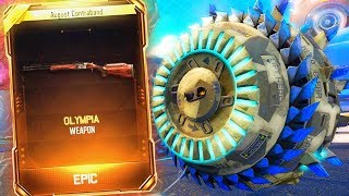 Dropping RAPS with the Olympia! (Is it GOOD?)