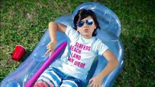 ″Uptown Funk″ - Mark Ronson ft. Bruno Mars (GregoryQ cover) - 7 Years Old