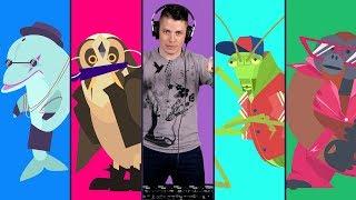 Play BeastBox—DJ with Animal Sounds