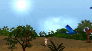 In development - Prehistoric Caveman Action Adventure game