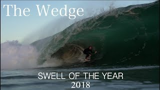 SWELL OF THE YEAR 2018 | THE WEDGE |June 11th 2018| ENTRY #1 | 2018 EDITION | Watershots
