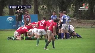 Luján Rugby Club vs Club Italiano - Fecha 17 (2017)