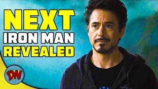 Who will be The New Iron Man After Tony Stark | Explained in Hindi