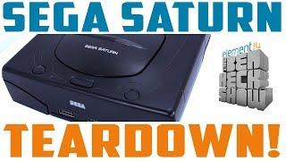 Sega Saturn Teardown