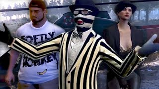 Grand Theft Auto 5 : Did Somebody Ring... THE JINKSTER?!