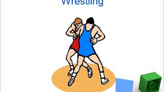 Names of sports and games for preschool children, sports flash cards online cutter com 1