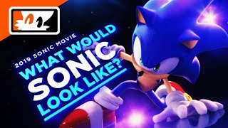 2019 Sonic Movie - Details on Sonic's Look from Exclusive Interview with Sonic Movie Screenwriter!