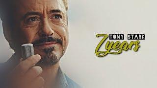 Tony Stark | 7 Years.