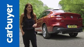 New 2018 BMW X4 SUV in-depth review – Carbuyer – Ginny Buckley