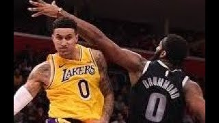 Los Angeles Lakers vs Detroit Pistons NBA Highlights (March 15th 2019)