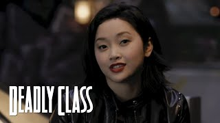 DEADLY CLASS | After School Episode 1 | SYFY