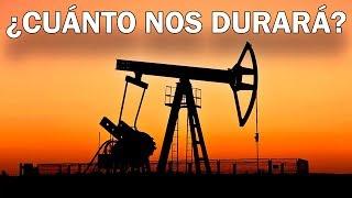 ¿Cuánto petróleo nos queda en el planeta?
