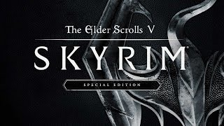 The Elder Scrolls V: Skyrim (PC) - Live Stream 1 - The Golden Claw
