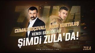 Cumali Koçovalı ve Azer Kurtuluş şimdi Zula'da!