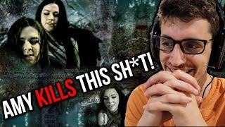 My FIRST TIME Hearing SEETHER feat. AMY LEE - ″Broken″ (REACTION!!)