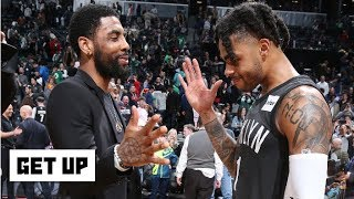 D'Angelo Russell isn't in the same conversation as Kyrie Irving – Jay Williams | Get Up