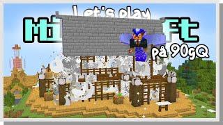 LP Minecraft på 90gQ #129 - SPRÄNGER I NIRETHIA!