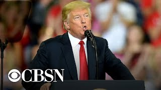Trump targets Kavanaugh accuser on Twitter, questions why charges weren't filed 36 years ago