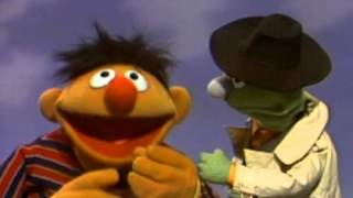 Sesame Street Lefty Sells Invisable Ice Cream Cone Better Quality