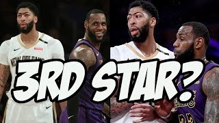 Do The Lakers Really Need A 3rd Star Around Lebron James and Anthony Davis?
