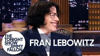 Fran Lebowitz Tries to Not Talk About Her Netflix Series with Martin Scorsese