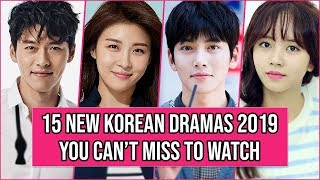 15 New Korean Dramas 2019 You Can't Miss To Watch