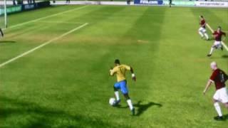 Fifa 09 - Brazil Samba Football (Part 1/2)