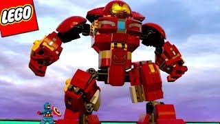 LEGO MARVEL SUPER HEROES 2 - LEVEI A HULKBUSTER PRA PASSEAR