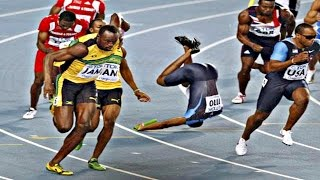 Epic Moments in Track and Field History | HD
