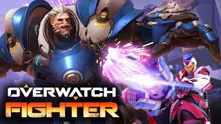 IF OVERWATCH WAS A FIGHTING GAME