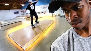 BUILDING & DESTROYING THE NEW BRAILLEHOUSE OBSTACLE!!