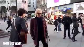 Celebrities join Street Performers Surprises Part 1 Compilation