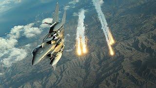 Lockheed Martin F-22 Raptor - World's Deadliest Jet Fighter Plane - Military Documentary Channel