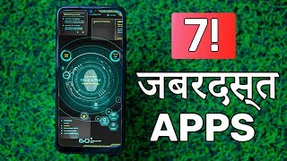 TOP 7 NEW & POWERFUL Android Apps for APRIL 2019 | GT Hindi