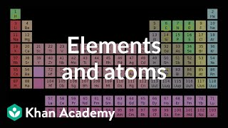 Elements and atoms - Atoms, compounds, and ions