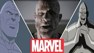 The Absorbing Man Evolution in Movies and Cartoons (2018)