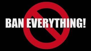 BAN EVERYTHING! - All Post Las Vegas Gun Control Bills (So Far)