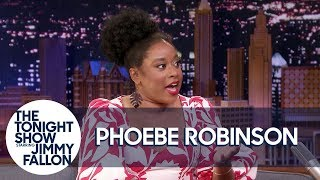Phoebe Robinson Went Full Warrior After Bungee Jumping Off a Bridge