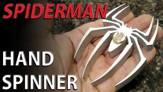 SPIDER-MAN Hand spinner fidget toy - 6061 aluminum