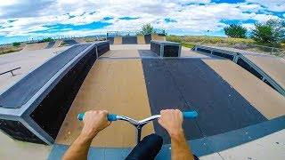 THIS SKATE PARK IS INCREDIBLE!