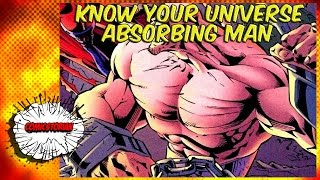 Absorbing Man Origins - Agents of Shield TV Villians