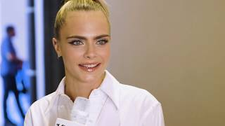Cara Delevingne on Playing her ″Carnival Row″ Character as Pansexual