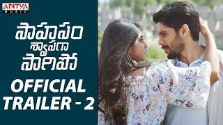AR Rahman | Saahasam Swaasaga Saagipo Official Trailer #2 | NagaChaitanya, GauthamMenon
