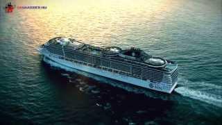 Luxus hajóutazás Novemberben - DXN TSIP 2014