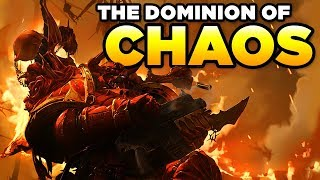 THE DOMINION OF CHAOS | WARHAMMER 40,000 Lore / History