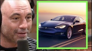 Joe Rogan - The Blowback From Owning a Tesla