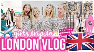 TRAVEL WITH ME TO LONDON! 🇬🇧✈️ MEETING MY FAVORITE R! TRAVELING DITL MOM VLOG